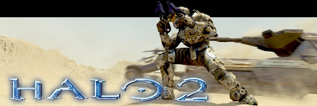 Halo 2 Message Board for XBox