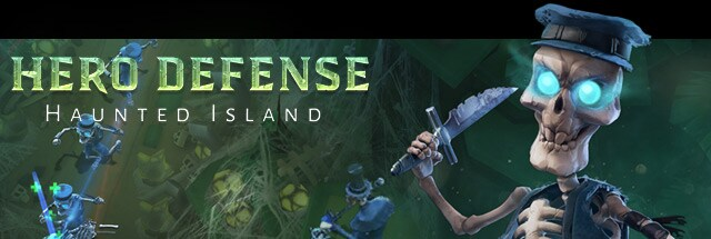 Hero Defense - Haunted Island Trainer for PC