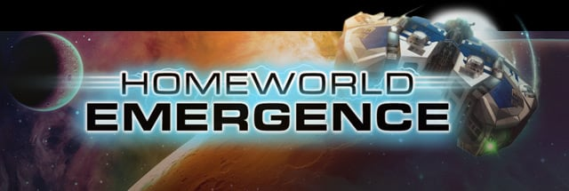 Homeworld: Emergence Message Board for PC