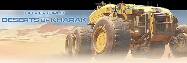 Homeworld: Deserts of Kharak Trainer for PC