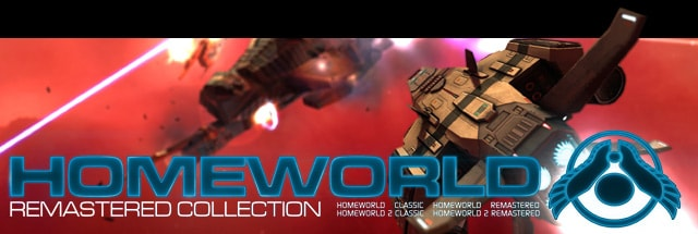 Homeworld Remastered Collection Message Board for PC