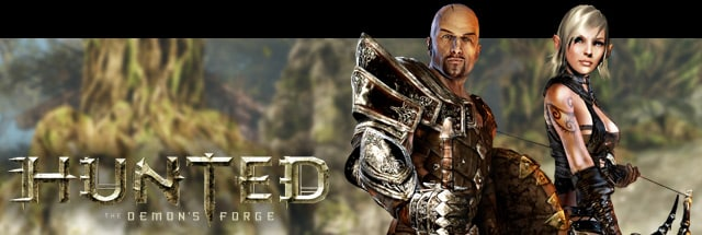 Hunted: The Demon's Forge Message Board for Playstation 3
