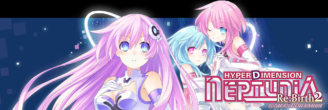 Hyperdimension Neptunia Re;Birth 2: Sisters Genera Message Board for PC