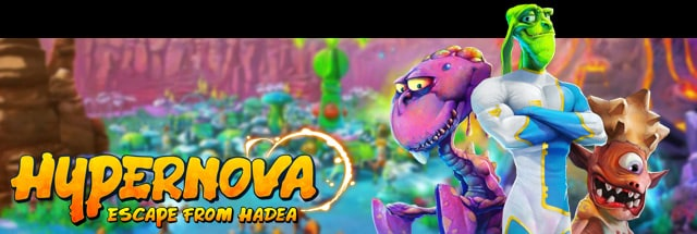 HYPERNOVA:  Escape from Hadea Trainer