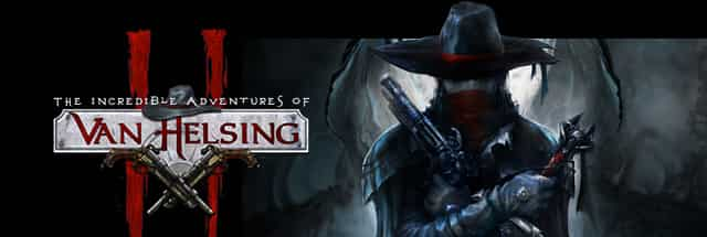 Incredible Adventures of Van Helsing 2 Trainer, Cheats for PC