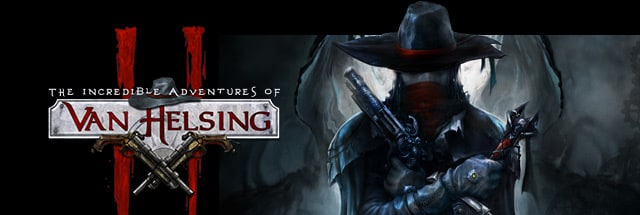 Incredible Adventures of Van Helsing 2 Trainer