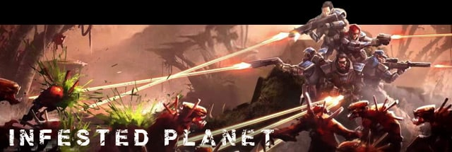 Infested Planet Trainer