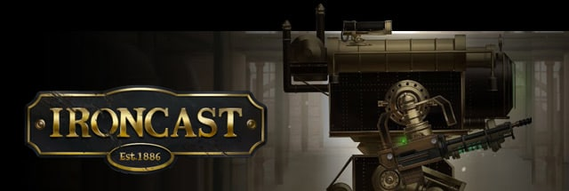Ironcast Message Board for PC