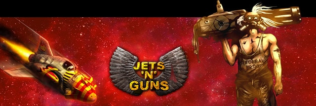 Jets N Guns Gold Trainer for PC