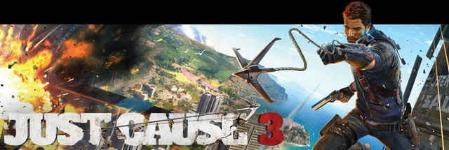 Just Cause 3 Message Board for Playstation 4
