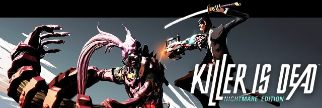 Killer is Dead: Nightmare Edition Trainer for PC