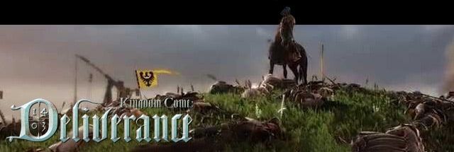 Kingdom Come: Deliverance Cheats for XBox One