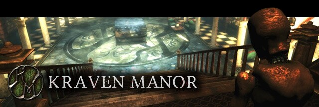 Kraven Manor Trainer for PC