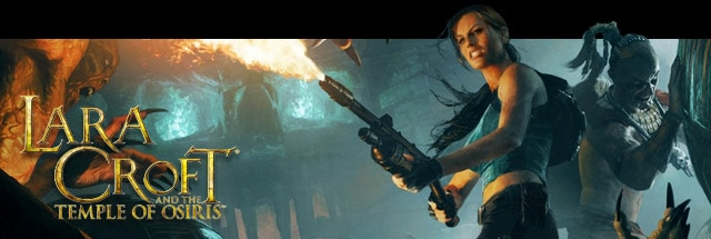 Lara Croft And The Temple Of Osiris Message Board for Playstation 4