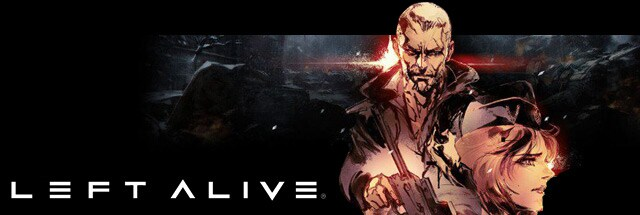 LEFT ALIVE Trainer for PC
