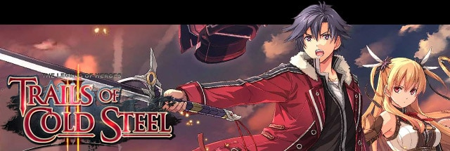 The Legend of Heroes: Trails of Cold Steel II Trainer for PC