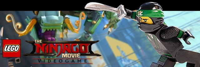 LEGO NINJAGO Movie Video Game, The Trainer