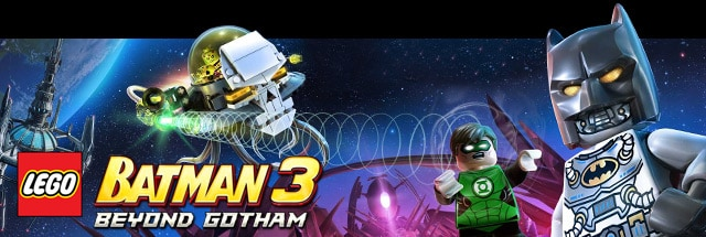 LEGO Batman 3: Beyond Gotham Message Board for XBox One