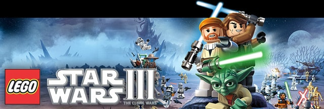 LEGO Star Wars 3: The Clone Wars Message Board for Nintendo 3DS