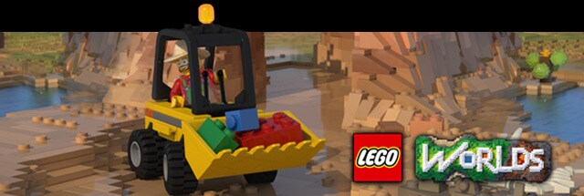 Lego Worlds Message Board for PC