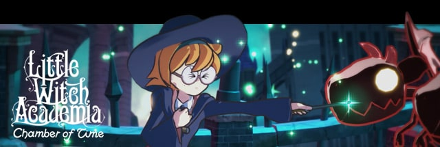 Little Witch Academia: Chamber of Time Trainer for PC