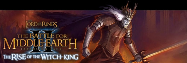 Lord of the Rings: Battle for Middle Earth 2 - Rise of the Witch-King Trainer