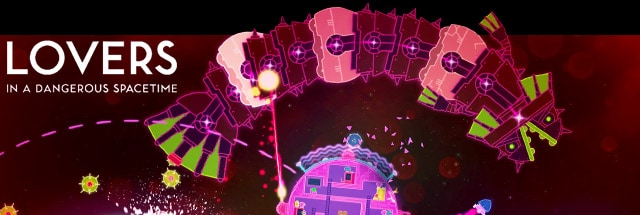 Lovers in a Dangerous Spacetime Trainer for PC