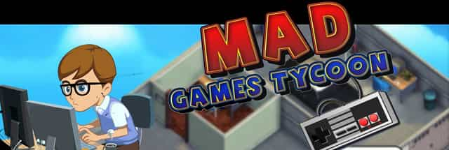 Mad Games Tycoon Trainer