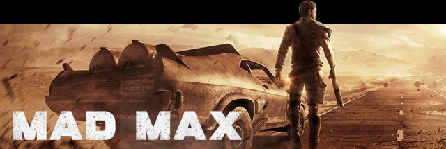 Mad Max Message Board for XBox One
