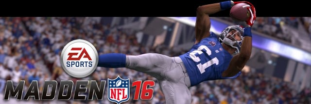 Madden NFL 16 Message Board for XBox 360