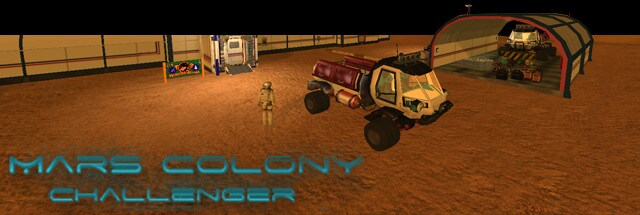 Mars Colony: Challenger Trainer