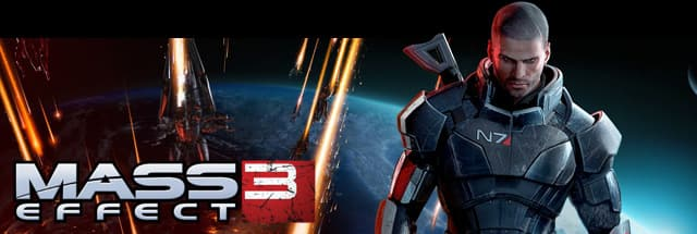 Mass Effect 3 Message Board for Playstation 3
