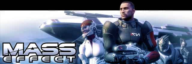 Mass Effect Message Board for PC