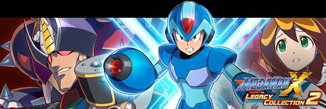 Mega Man X Legacy Collection 2 Trainer for PC