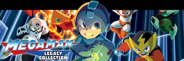 Mega Man Legacy Collection Message Board for XBox One