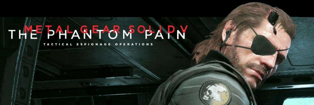 Metal Gear Solid V: The Phantom Pain Message Board for PC