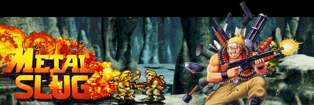 Metal Slug Message Board for Nintendo Wii