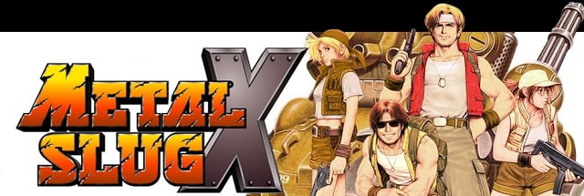 Metal Slug X Cheats for iPhone/iPad