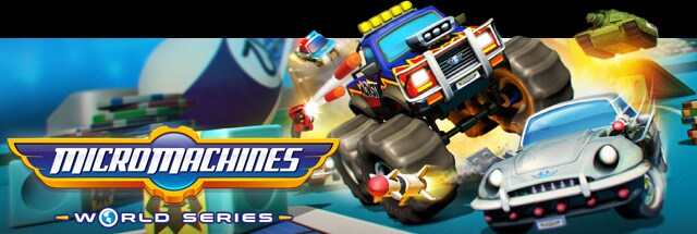 Micro Machines: World Series Message Board for PC