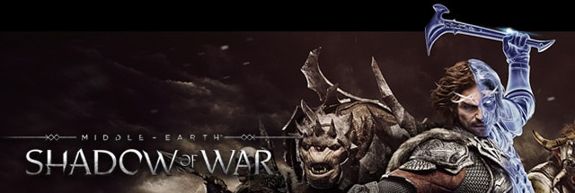 Middle-Earth: Shadow of War Trainer for PC