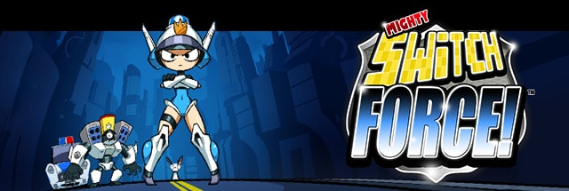 Mighty Switch Force: Hyper Drive Edition Message Board for Nintendo Wii U