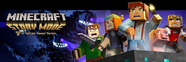 Minecraft: Story Mode Message Board for XBox One