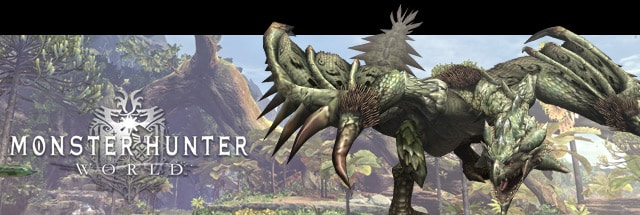 Monster Hunter World Trainer