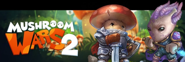 Mushroom Wars 2 Trainer for PC