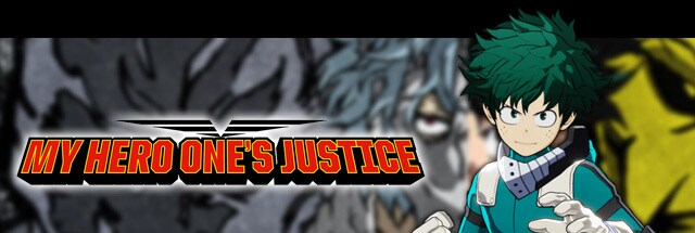 My Hero One´s Justice Trainer for PC