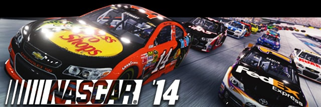 NASCAR 14 Message Board for Playstation 3