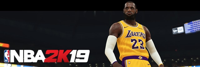 NBA 2K19 Trainer for PC