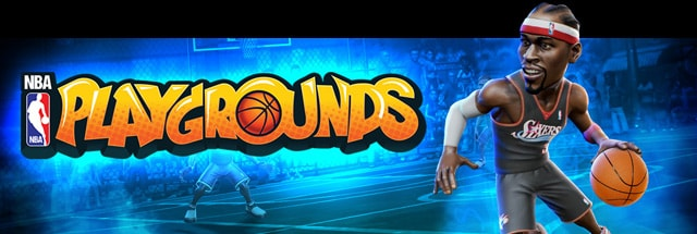 NBA Playgrounds Trainer for PC