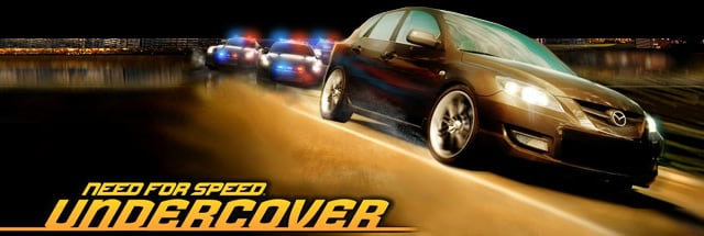 Need for Speed Undercover Message Board for Sony PSP
