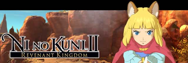 Ni No Kuni 2: Revenant Kingdom Message Board for PC